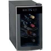 Avanti® Thermoelectric Counter Top Wine Cooler, 8 Bottle, Black