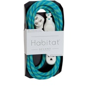 360 Electrical HabitatTM Braided Extension Cord (Accent)(8' - Mint Julep)