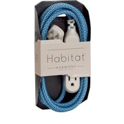 360 Electrical HabitatTM Braided Extension Cord (Harmony)(8' - Summer Twilight)