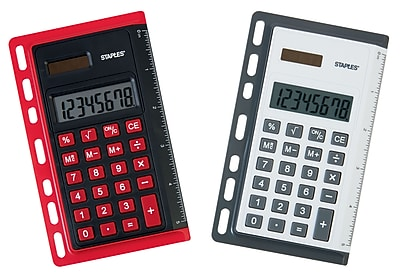 Staples Better Binder Calculator