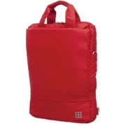 "Moleskine, myCloud Device Bag, Scarlet Red, Polyester, myCloud Vertical Device Bag 15.4"" (HBG401475)"