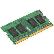 Kingston ValueRAM 2GB DDR3 SODIMM  1333MHz Non-ECC CL9 Laptop Memory - KVR13S9S6/2