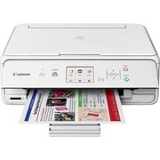 Canon PIXMA TS5020 Wireless Inkjet All-In-One Printer, white