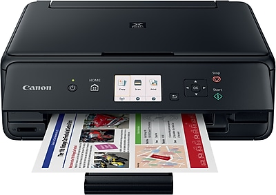 Canon PIXMA TS5020 Wireless Inkjet All In One Printer Black