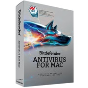 Bitdefender Antivirus for Mac 2017 3 Users 3 Years for Mac (1-3 Users) [Download]