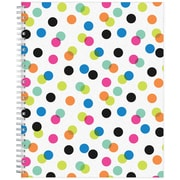 2017 2018 Ampersand for Blue Sky 8.5x11 Planner, Dots (100759) by