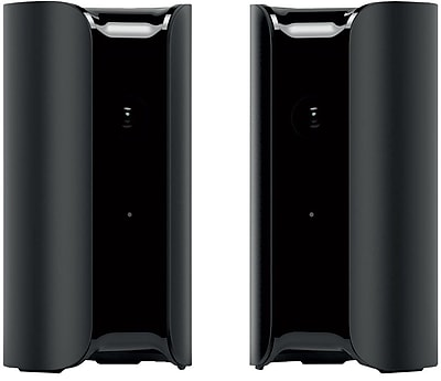 Canary 2 Pack All in One Home Security Device US Black