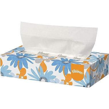 Kleenex® Facial Tissue, 2-Ply, 12/Case