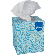 Kleenex&reg Boutique™ Cube Box Facial Tissues, 2-Ply, White, 95/Box, 36 Boxes/Case (21271)
