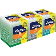Kleenex® Antiviral Facial Tissue, 68 Sheets/Box, 3 Boxes/Case (21286)