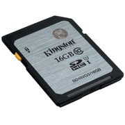 Kingston 16GB SDHC Class10 UHS-I 45MB/s Read Flash Card