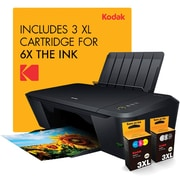 KODAK VERITE 55 Mega Cartridge Bundle Wireless All-In-One Inkjet Printer