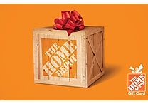 Home Depot Gift Card $50 (Email Delivery)