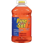 Pine-Sol® All-Purpose Cleaner, Orange Energy®, 144 Oz., 3/Carton