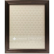 8x10 Classic Detailed Oil Rubbed Bronze Picture Frame