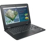 "Lenovo™ ThinkPad 11e 20GF0001US 11.6"" Notebook, LCD, Intel Celeron N3150, 16GB eMMC, 4GB RAM, Google Chrome, Black"