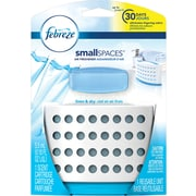 Febreze SmallSpaces Linen & Sky Starter Kit Air Freshener (1 Count, 5.5 mL)