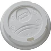 Dixie® Plastic Lids, 8 Oz., White, 1,000/Ct