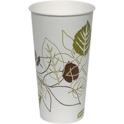 DIXIE/FORT JAMES Polycoated Paper Cold Cups