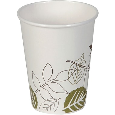 Dixie Pathways 8oz Hot Cups 50/Pack (2338PATH)