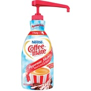 Nestlé® Coffee-mate® Coffee Creamer, Peppermint Mocha, 1.5L liquid pump bottle, 1 bottle