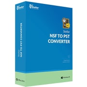 Stellar Stellar NSF to PST Converter for Windows (1 User) [Download]