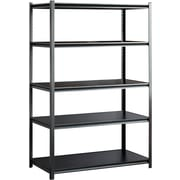 Boltless Rivet Shelving 5 Shelf 48Wx24Dx72H