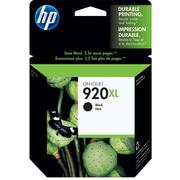 HP 920XL Black Ink Cartridge (CD975AN), High Yield
