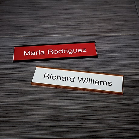 Engraved Wall Signs | Door Signs | Office Signs | Staples®
