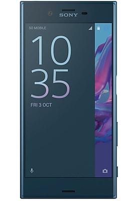 Sony Xperia XZ F8331 32GB Unlocked GSM 4G LTE Quad-Core Phone w/ 23MP Camera - Forest Blue 2638519