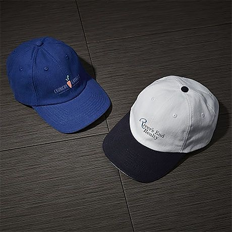 Custom Caps & Hats Small Quantity