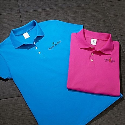 Custom Polo & Golf Shirts