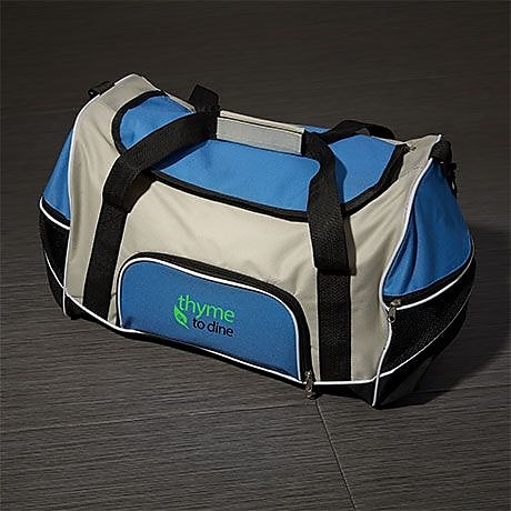 ffe8eb1a5b Custom Gym Bags and Duffel Bags