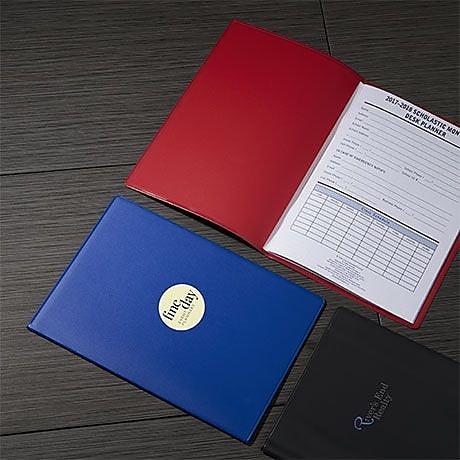 Custom Desk Planners Small Quantity