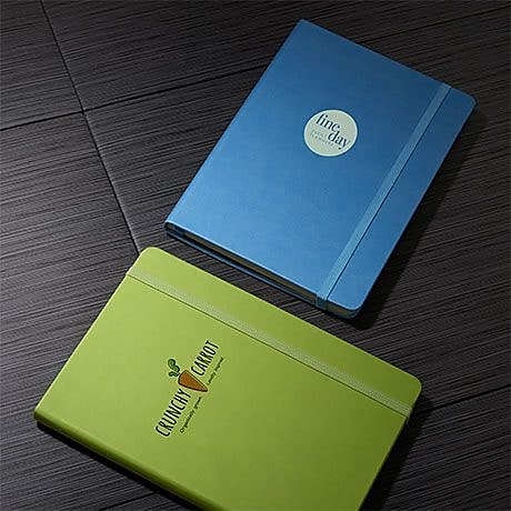 Custom Padfolios & Notebooks Small Quantity