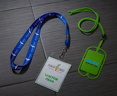 Custom Lanyards & Badges
