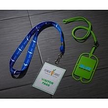 Custom Lanyards & Badges