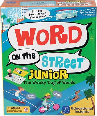 Word ON The Street Junior 2662093