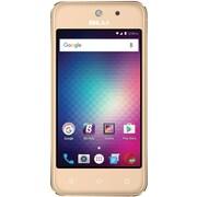 BLU Vivo 5 Mini V050Q Unlocked GSM Quad-Core Dual-SIM Phone - Gold