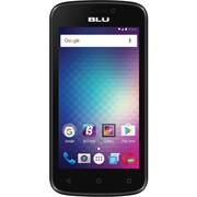 BLU Advance 4.0M Unlocked GSM Quad-Core Phone - Black