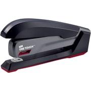 Staples® One-Touch® Desktop Stapler, Fastening Capacity 20 Sheets, Black/Gray