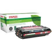 Sustainable Earth by Staples® Remanufactured Magenta Laser Toner Cartridge, HP 311A (Q2683A)