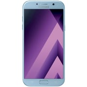 Samsung Galaxy A5 (2017) A520F 32GB Unlocked GSM 4G LTE Octa-Core Phone w/ Rear & Front 16MP Camera - Blue Mist