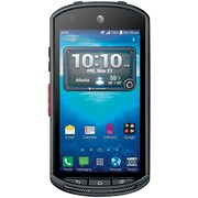 Kyocera DruaForce E6560 AT&T 4G LTE Quad-Core Phone w/ 8MP Camera - Black