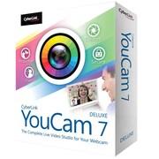 Cyberlink YouCam 7 Deluxe for Windows (1 User) [Download]
