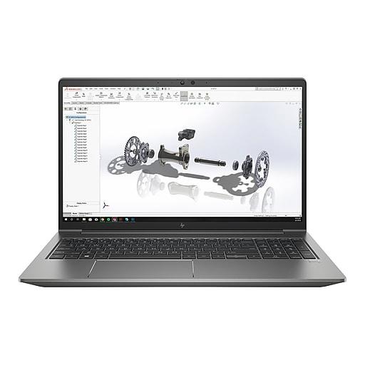 HP ZBook Power G8 Mobile Workstation 15.6  Laptop, Intel i5, 16GB Memory, 512GB SSD, Windows 10 Pro (4J8K7UT#ABA)