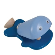 Plan Toys Fish Castanet, Pink, Blue & Green, Pk/12