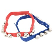 Westco Waist Bells, 10 Bells, Red & Blue