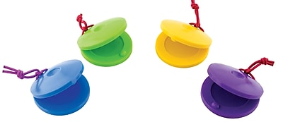 Westco Plastic Finger Castanet 2.5 Colors may vary