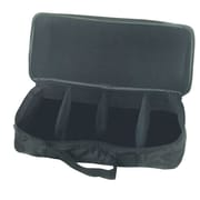 Westco Hand/Desk Bell Case, 8 Note, Black by